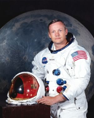 026 NASA Apollo 11 Astronaut - Neil A Armstrong
